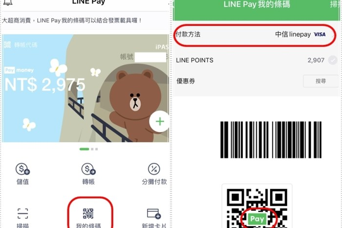 LINE POINTS 回饋活動∥ LINE Pay、LINE Pay Money 支付消費的最新優惠整理_2021年4月更新