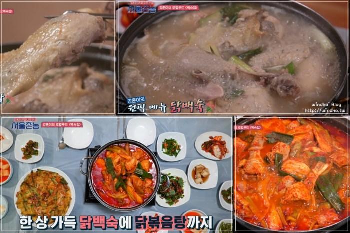 首爾鄉巴佬清州景點∥ 第6集 上黨山城、金康勳推薦的清燉雞與辣燉雞湯店