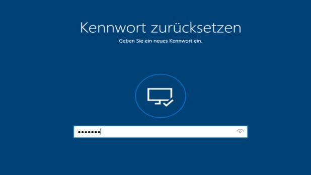 Windows 10 Login-Passwort vergessen - so kommen Sie wieder