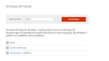 XP-Mode installieren