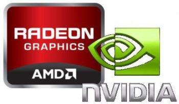 Etwas schwerer bei AMD und Nvidia