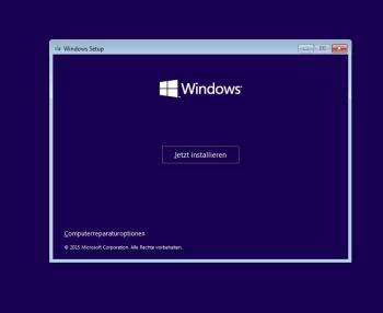 Sichern Sie Windows 10 auf einem externen Laufwerk