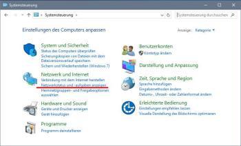 Dateifreigabe aktivieren