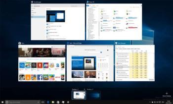 Können den verschiedenen Desktops unterschiedliche Desktop – Hintergründe zur besseren Unterscheidung gegeben werden?