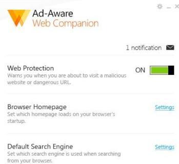 Ad-Aware Web Companion