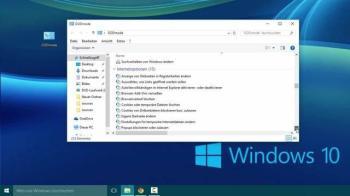 GODMode uner Windows 10 aktivieren