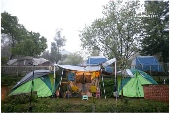 [露營] 新竹尖石-露字第13號::團露初體驗@紅薔薇景觀咖啡