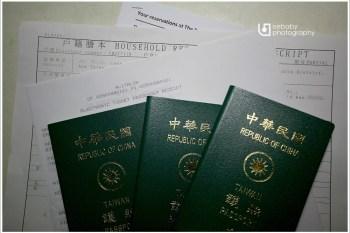 Italy行前日記【15】入境申根會員國要準備的文件