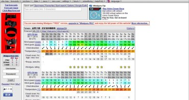 露營 | 露營好朋友。氣象預測網站windguru分享(下).自建Custom spots