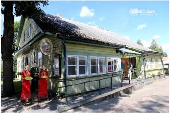 立陶宛 美食推薦。特拉凱傳統道地美食餐廳.KYBYNLAR