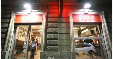 [義大利親子自助] 食記-Milano::米蘭最好吃的披薩Pizzeria Spontini