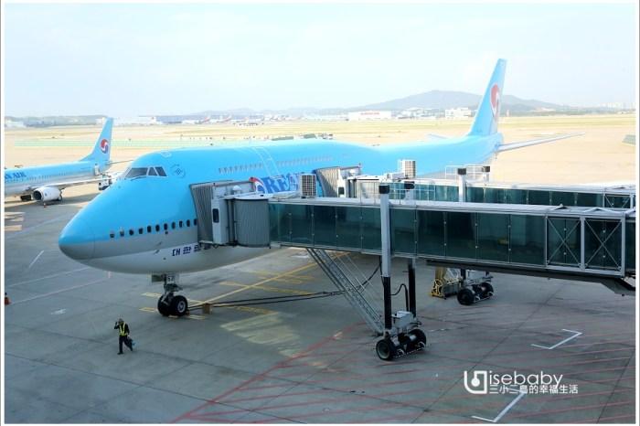 加拿大|分享。天合聯盟KOREAN AIR大韓航空搭機飛行記錄.台北TPE✈韓國ICN✈加拿大YVR