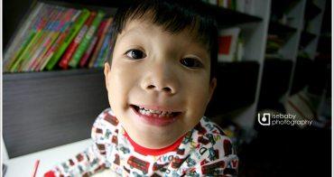 [兒子] Ryan.登大人::一口氣拔掉2顆門牙(5Y9M)