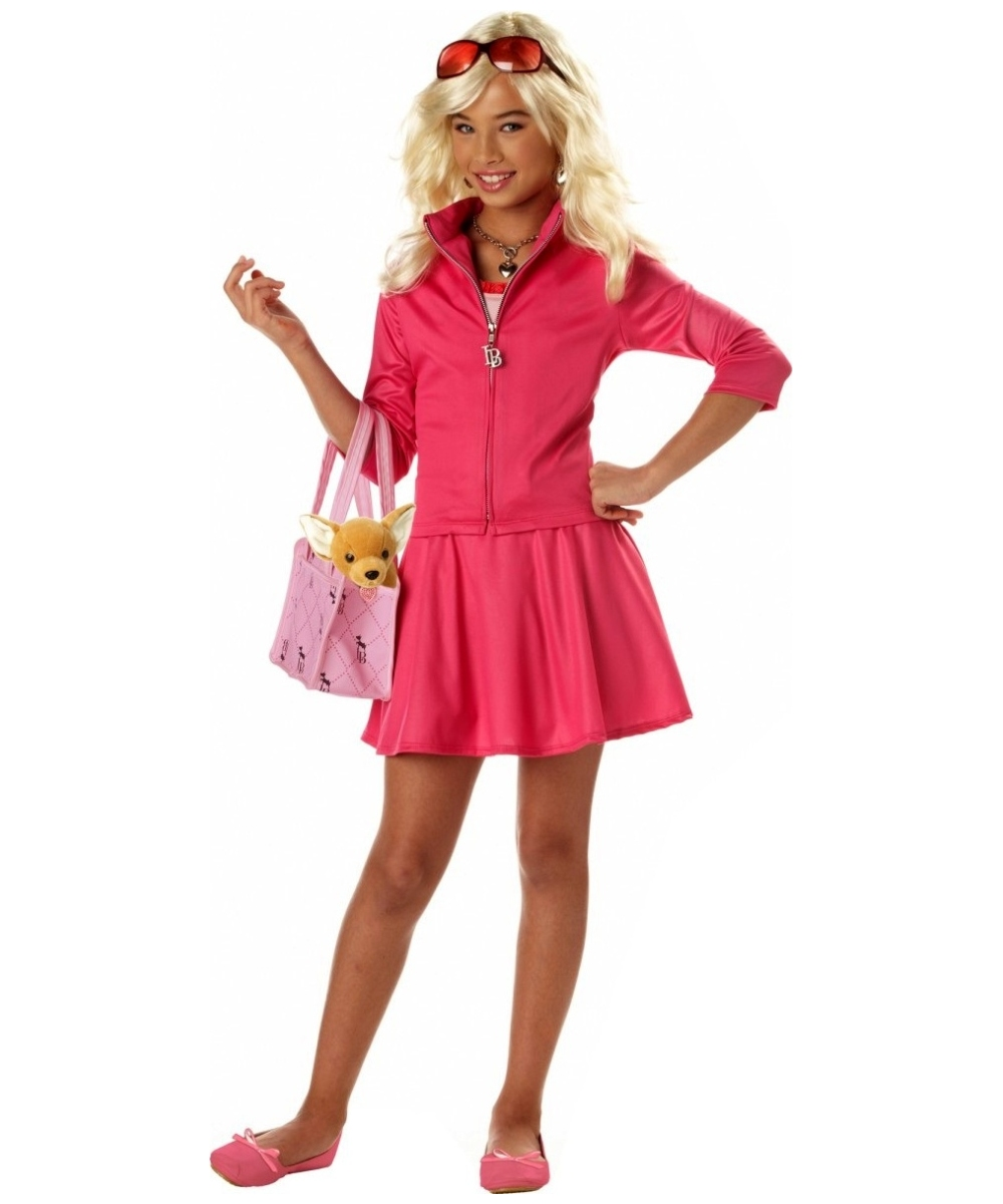Legally Blonde Costume Kids Halloween Costumes