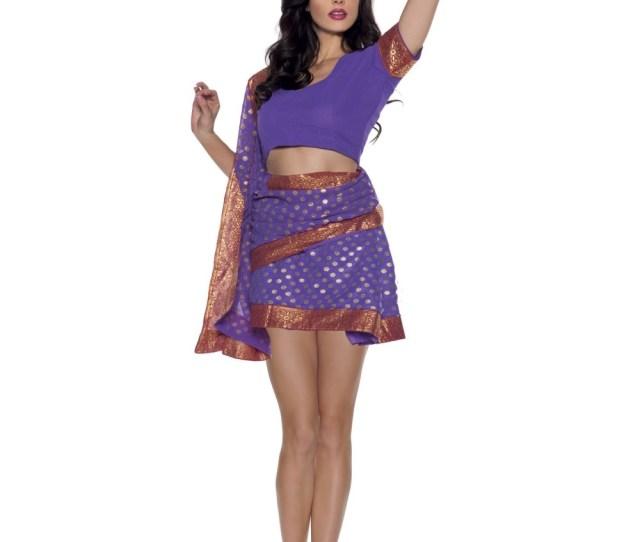 Bollywood Diva Womens Costume Women Costume