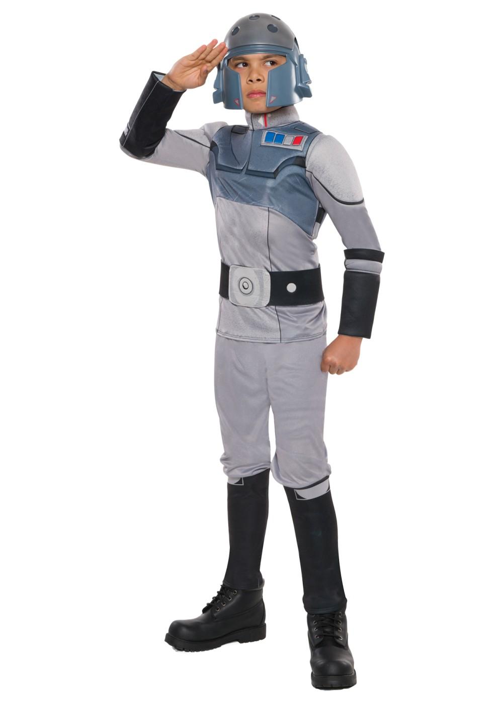 Agent Kallus Boys Costume Tv Show Costumes