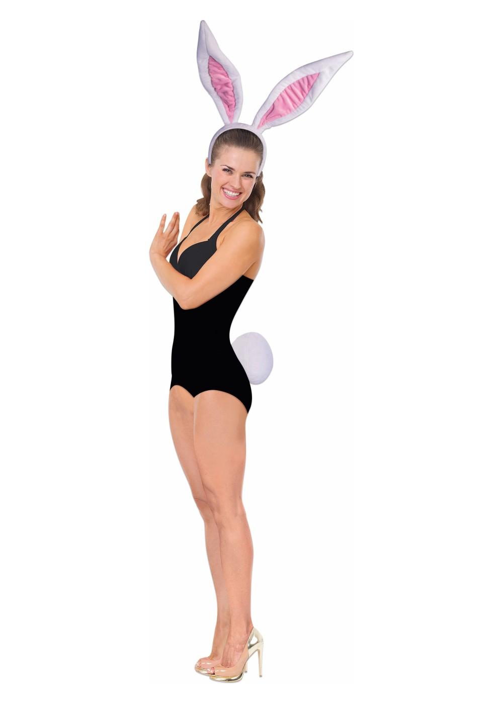 Bunny Jumbo Animal Women Costume Set Holiday Costumes