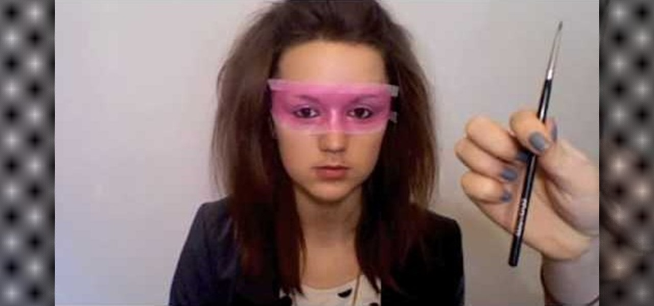 Avril Lavigne Pink Hair