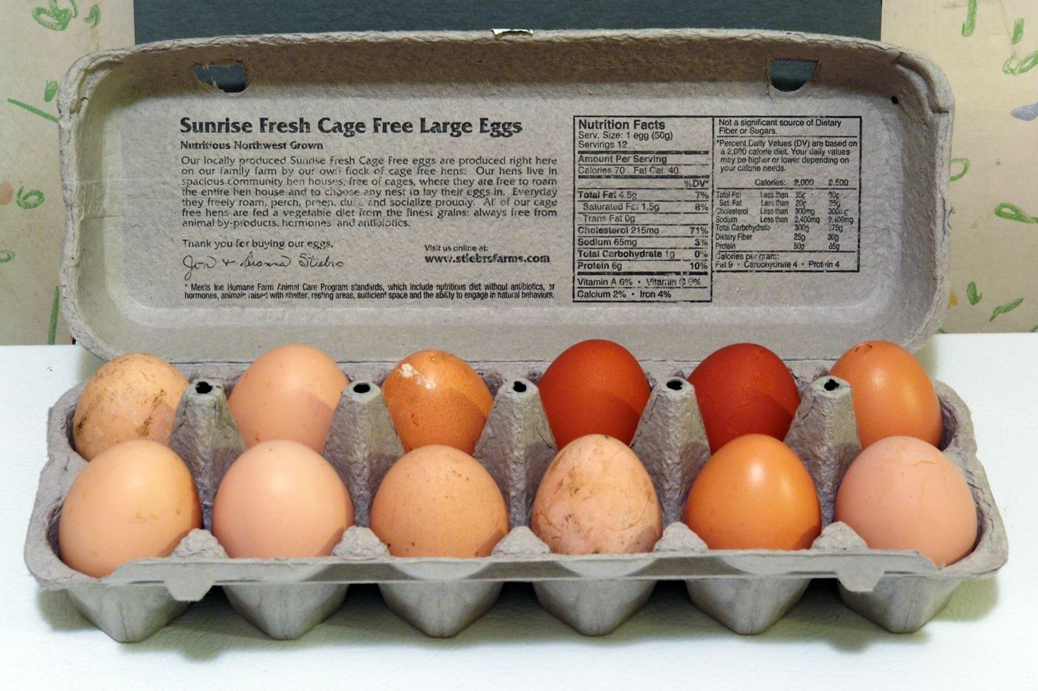 Organic Cage Free Natural The Truth Behind Egg
