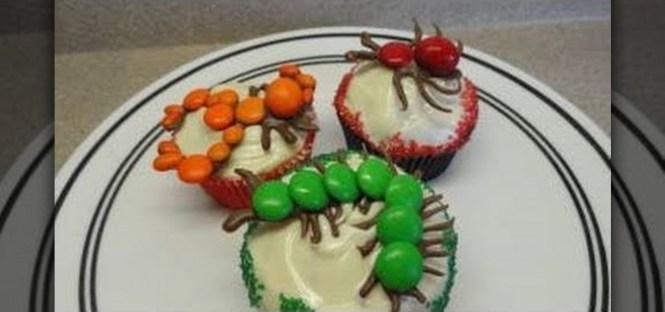 Quick Tutorial For Easy Ladybug Cupcakes From Janemaynard