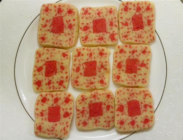 How to Make Sierpinski Carpet Cookies