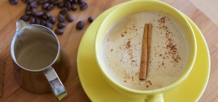 Kopi Dirty Chai Latte
