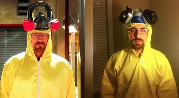 Breaking Bad Costume Ideas For Halloween, Plus How To Make