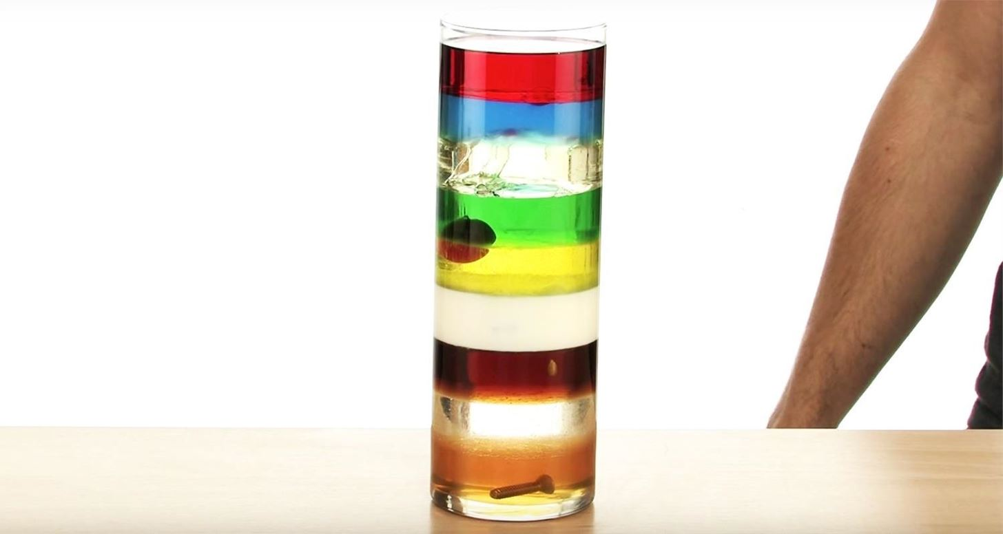 How To Make This Amazing 9 Layer Density Tower From Things