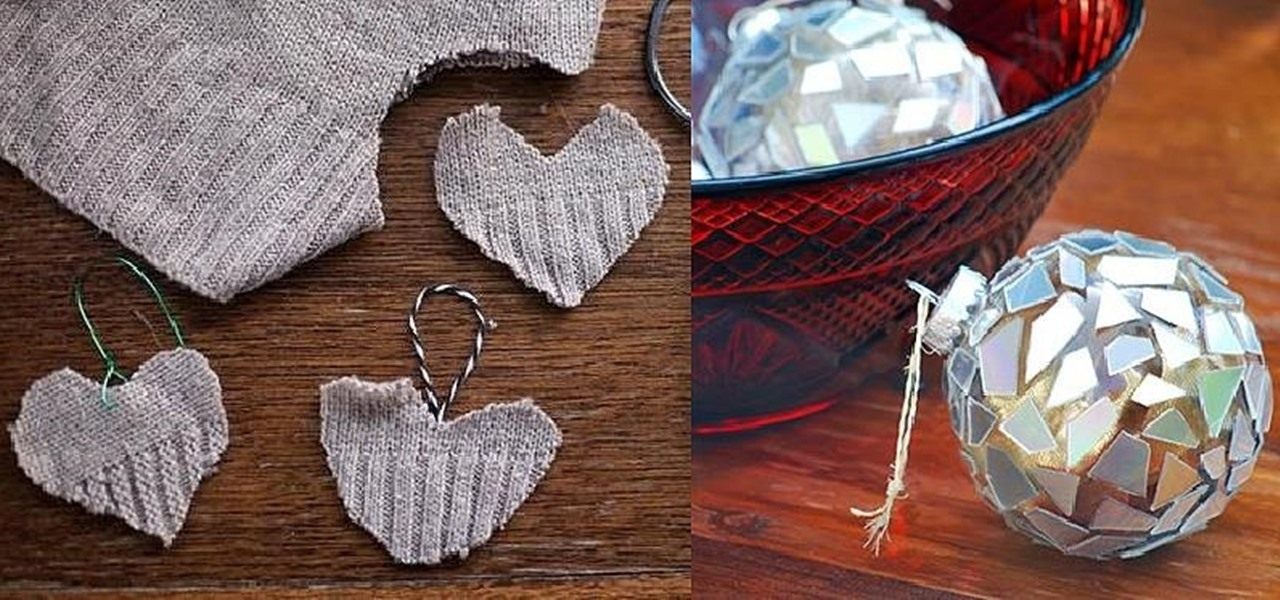 10 Last-Minute DIY Christmas Decorations For The Cheap
