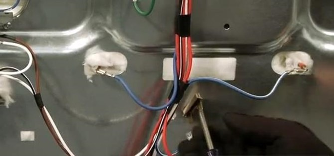 how to replace an oven thermal fuse « home appliances
