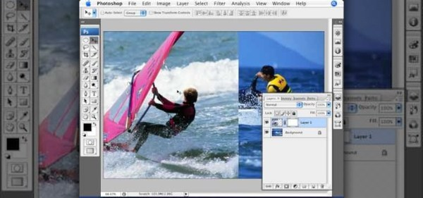 How to Blend images together in Photoshop « Photoshop ...