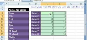 How To Randomly Select Names Without Repeats In Ms Excel