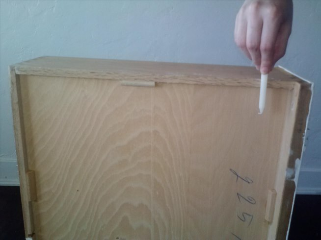 How To Make Dresser Drawers Not Stick