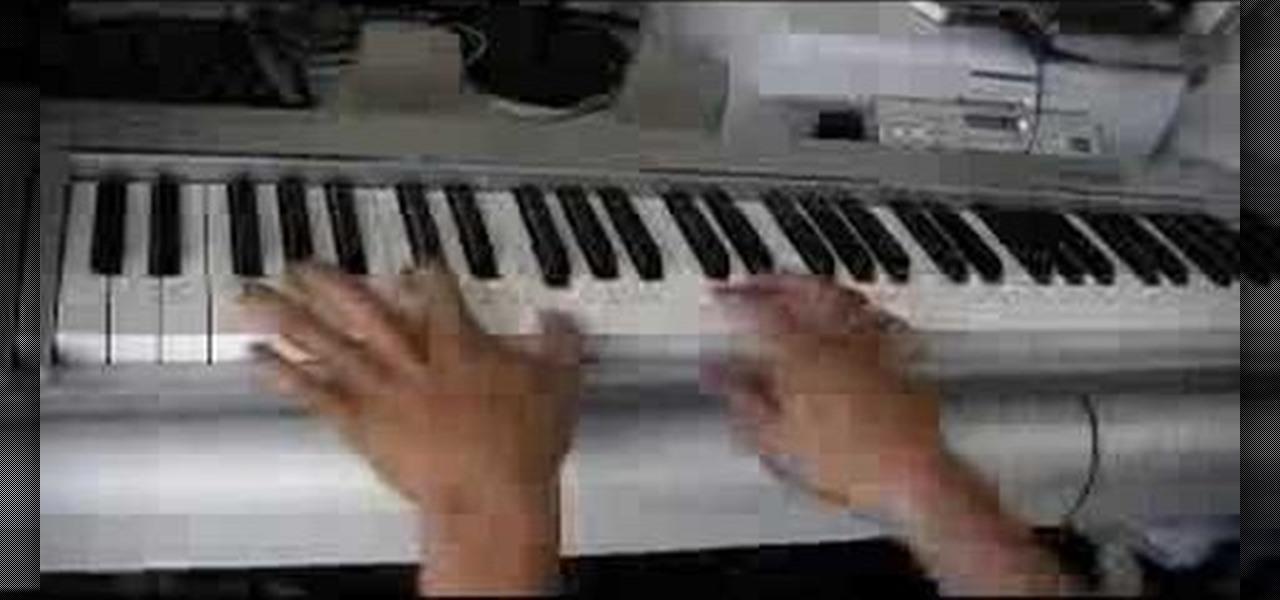 Years Love Piano Tutorial