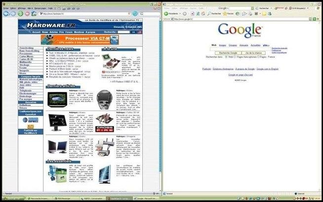 How to Get Split-Screen Browser Windows in Chrome, Safari, Firefox