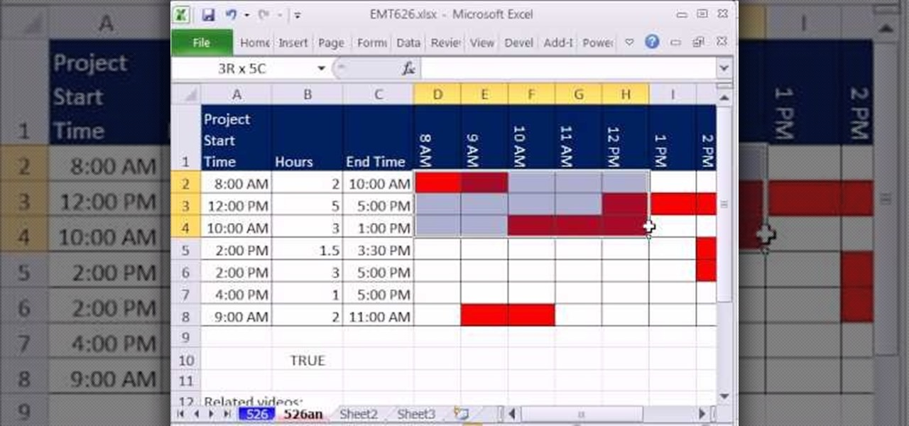 Chart excel conditional formatting gantt chart excel conditional formatting ccuart Image collections