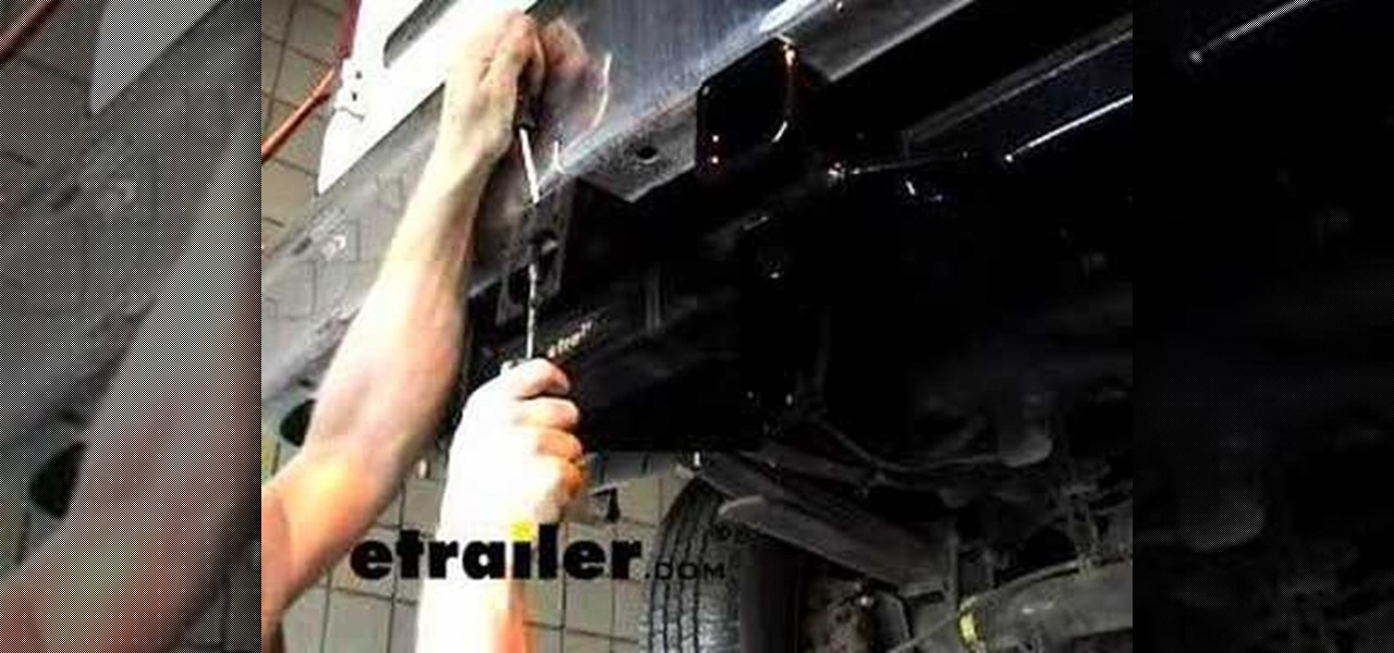 How To Install A Trailer Wiring Harness With No Tow
