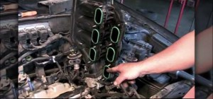 How to Replace the spark plugs on a 2006 Ford Escape SUV « Auto Maintenance & Repairs :: WonderHowTo