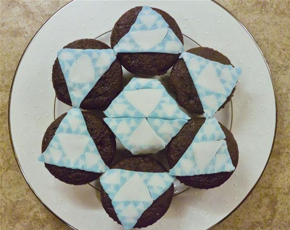 How to Make Fractal Cupcakes