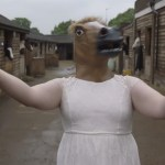 This Diy Serial Killer Horse Costume Is All You Need To Party On Halloween Halloween Ideas Wonderhowto