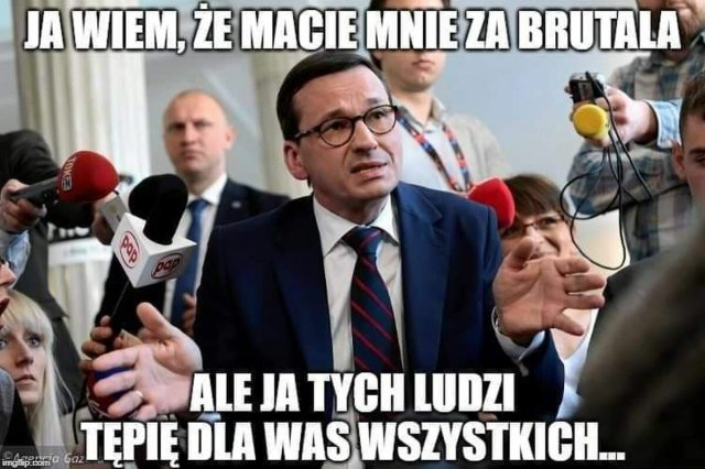 Mem z profilu Mateusz Morawiecki Memes - galeria, zdjęcie 16