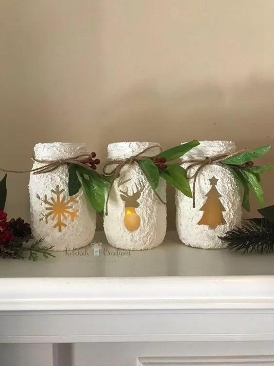 20/11/2018· 20 idee per realizzare dei portacandele natalizi con i bicchieri di vetro. 19 Idee Fantasiose Ed Economiche Per Riutilizzare I Barattoli Di Vetro A Natale E Non Solo Creativo Media