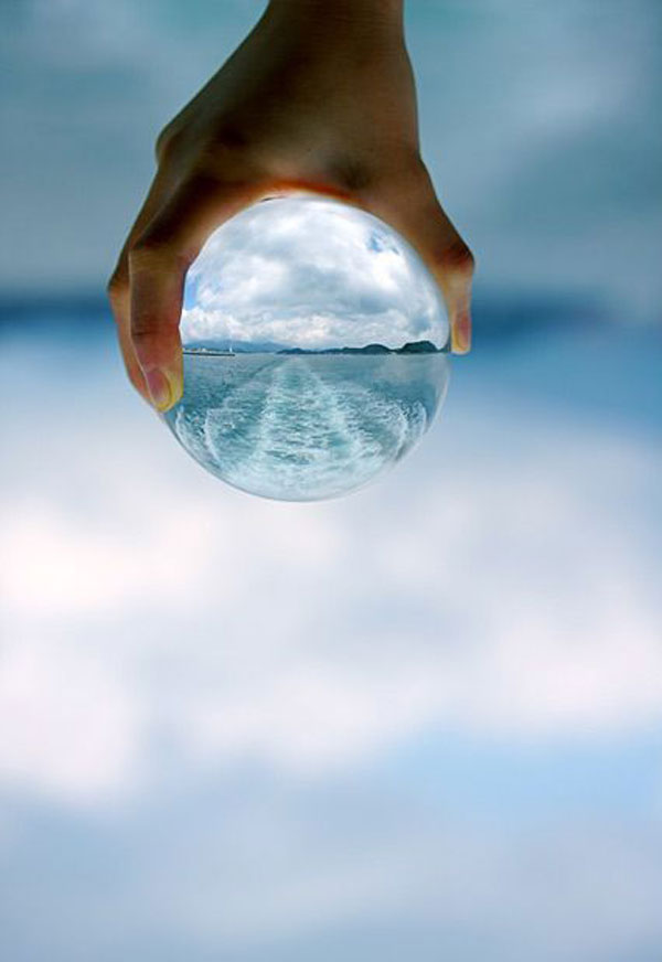 Looking Through The Crystal Ball