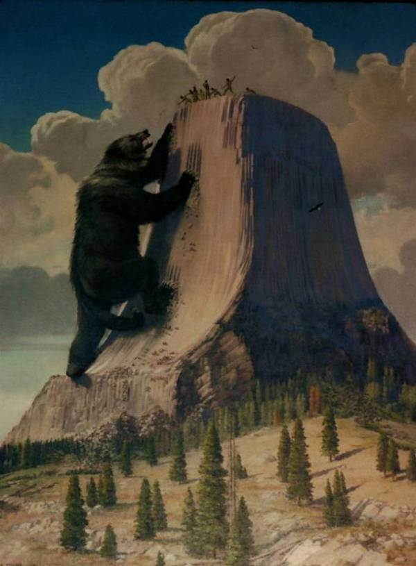 Soft Rock - The Devils Tower - XciteFun.net