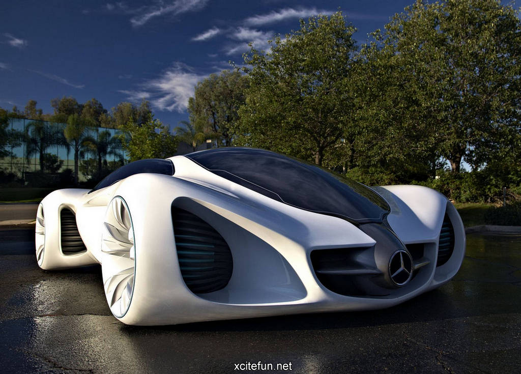 We may earn money from the links on this page. Mercedes Benz Biome Amazing Concept car 2010 - XciteFun.net