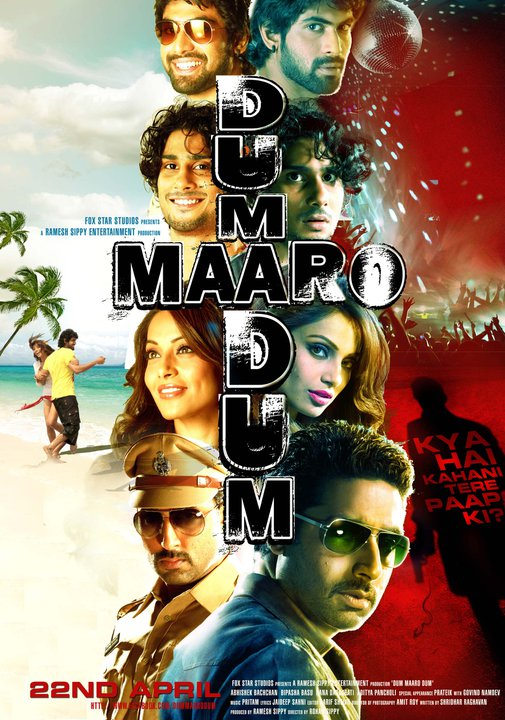 Poster do filme Dum Maaro Dum