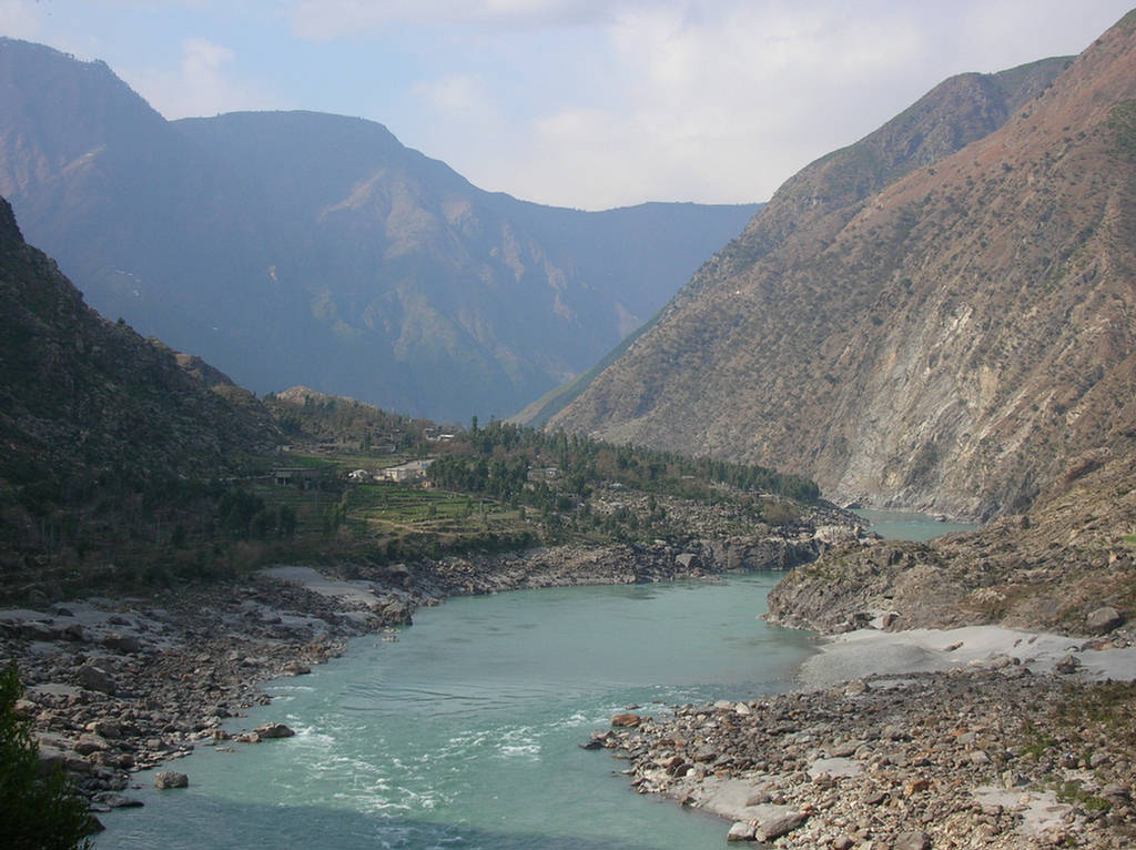 Pakistan's longest river Indus
