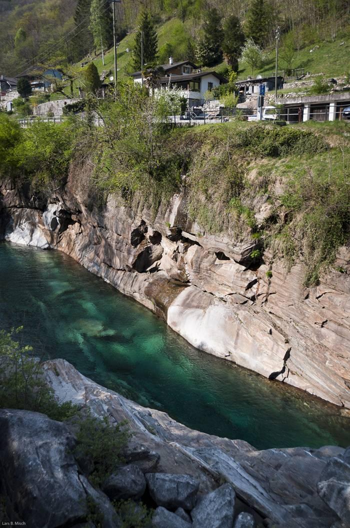 Verzasca River Switzerland Xcitefun Net