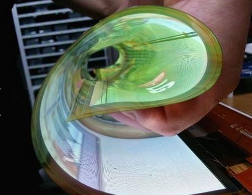 LG сфокусировалась на сворачиваемых дисплеях