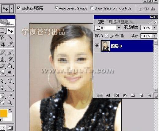 Ps怎么把模糊照片處理清晰?_PhotoShop_下載之家